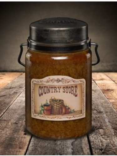 Country Store Candle