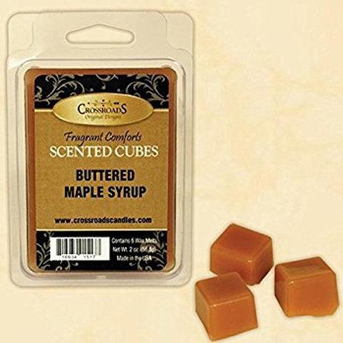 Crossroads Buttered Maple Syrup Wax Melt