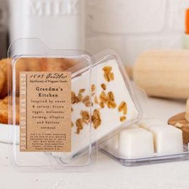 Grandma's Kitchen 1803 Wax Melt