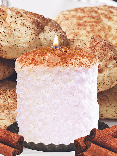 Snickerdoodle Warm Glow Hearth Candle