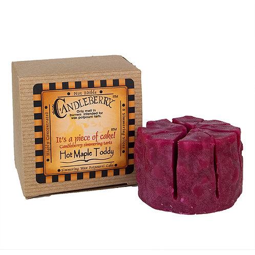 Candleberry Piece of Cake Wax Tarts