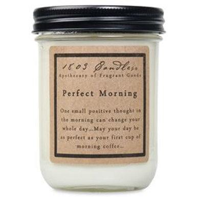 Perfect Morning 1803 Jar Candle