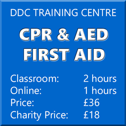CPR and Defib