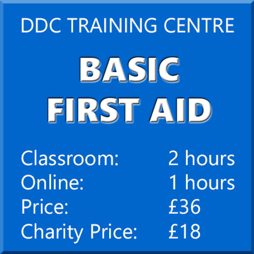 Basic First Aid Course Pt 1