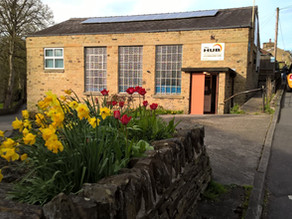 The Kirkburton Hub Refurb Update