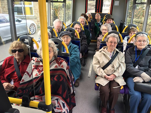 DEMENTIA GROUP with transport