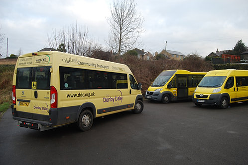 Minibus 6 Hour Booking (not self drive)