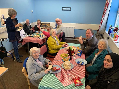 DEMENTIA GROUP without transport