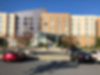 View of the front of Hyatt Place Charlottesville