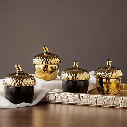 European Pine Decorative Cones