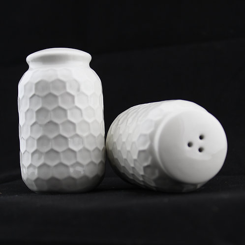 Lily Salt & Pepper Shakers