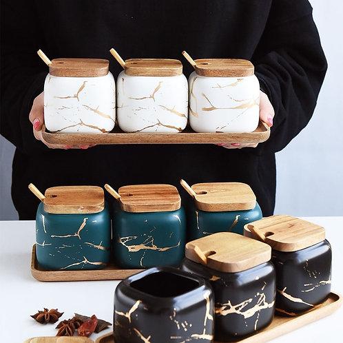 Nordic  Kitchen Seasoning  Set