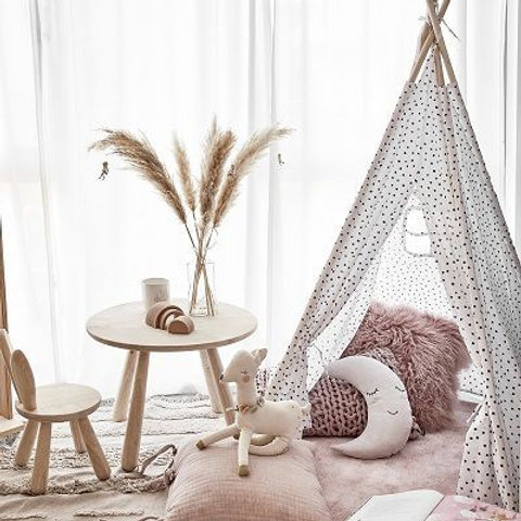 TIKKY Play Teepee with Carrying Bag ( FOR KIDS )