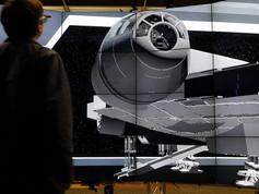 Millennium Falcon CAVE2™ Teaser