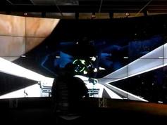 'Starfighter' Combat Flight Test in CAVE2™