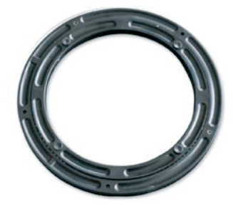 Rotating disk in plastic. load capacity 150/200 kg