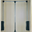 Thumbnail: Wardrobe lift, twin arm. Steel with chrome plated. Weight capacity 10 KG