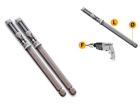 Concealed bracket support