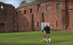 Declaration Of Arbroath 3D Facsimile