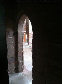 Sacristy of the Arbroath Abbey
