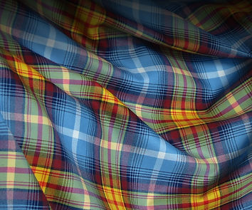 The Declaration of Scottish Independence tartan, by Steven Patrick Sim