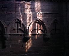 The Arbroath Abbey ...the Sacristy