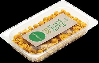 Genuyno, confezioni vegane