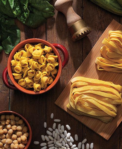 Pasta fresca Genuyno vegana