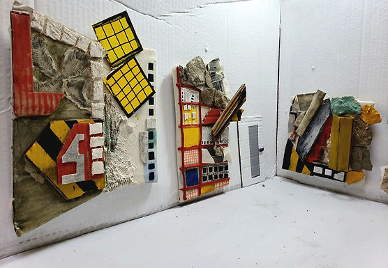 Louis Lisle - Painting BA