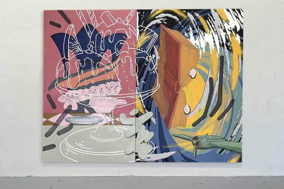 Jack Whitelock - Painting BA
