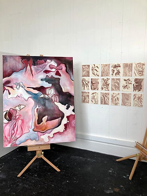 Emily Wenman - Painting BA