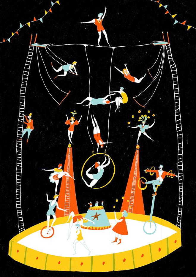 Woolgathering Circus
