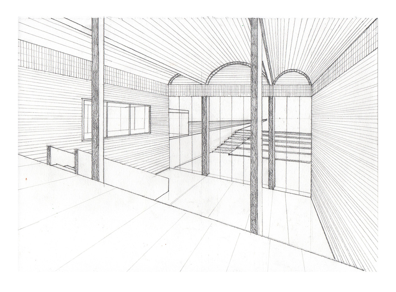 Main gallery interior