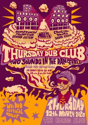 Thursday Dub Club
