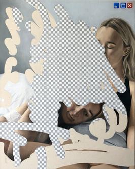 Charlie Hardcastle - Painting