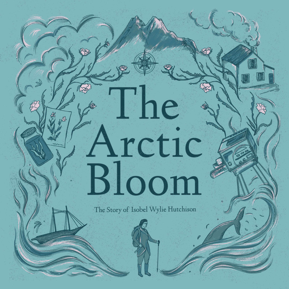 The Arctic Bloom Cover Concept