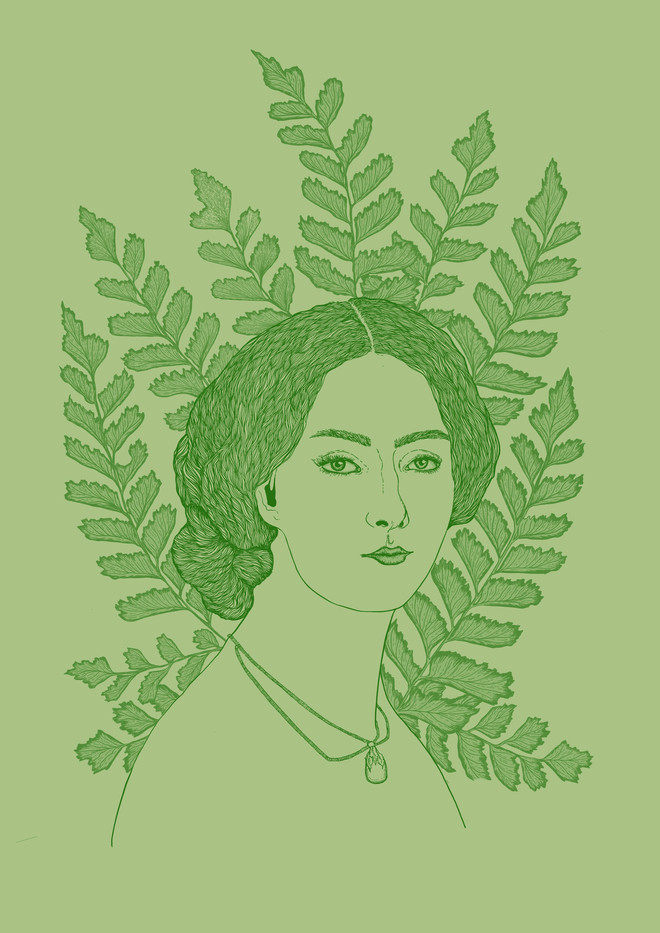 The Lady of Verdure