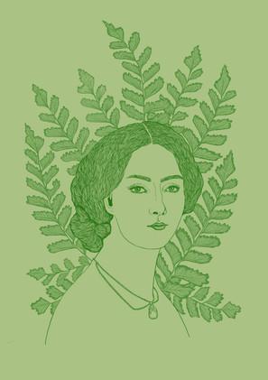 The Lady of Verdure