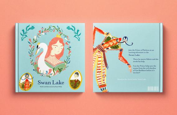 Swan Lake Book Cover