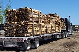 Split cedar rails Ontario