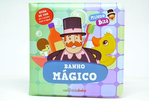 Mundo Bita: banho mágico