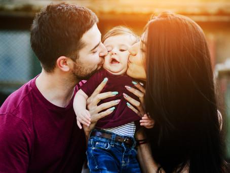 Dicas para melhorar a rotina de quem tem filho pequeno