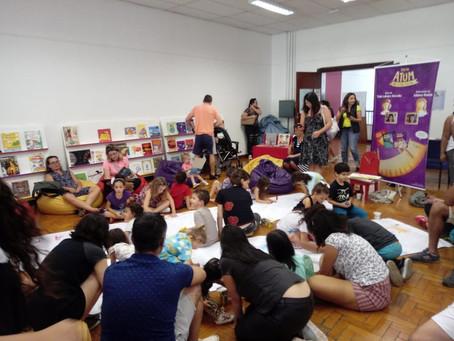 Festival do Livro Infantil Brasileiro na Biblioteca Monteiro Lobato