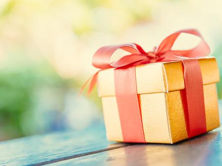Uma grande ideia de presente de Natal