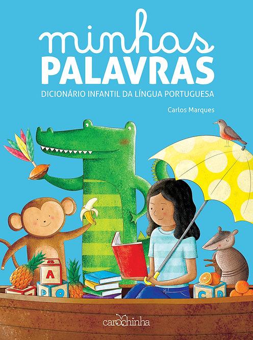 Minhas palavras: dicionário infantil da língua portuguesa (3ª ed)
