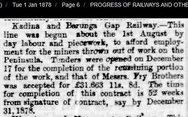 Start of Kadina Barunga railway.jpg