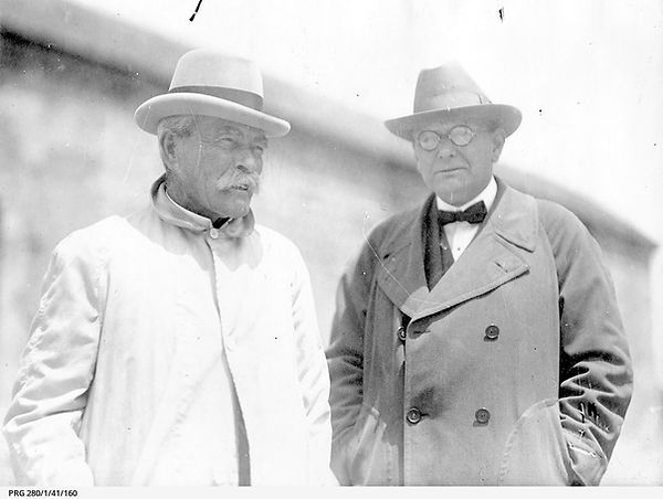 Mr. J. McGuire and Mr. W.A. Webb PRG-280