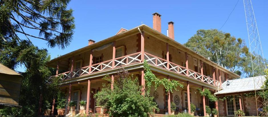 Historic Kadlunga Estate, Mintaro