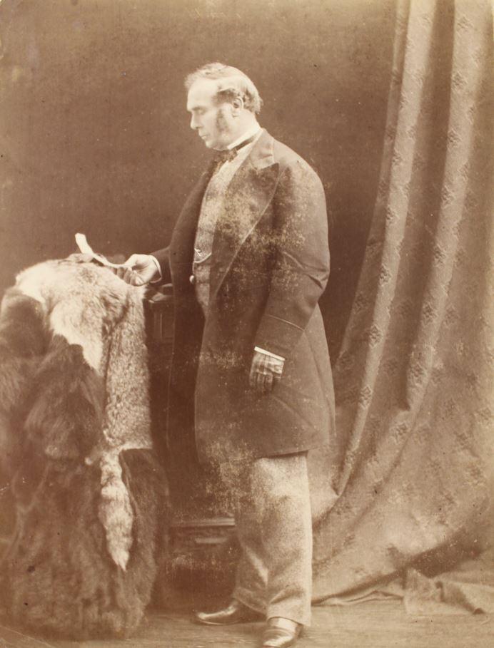 Portrait of Sir Thomas Elder