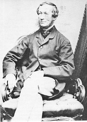 John Hope, pastoral pioneer, whose home